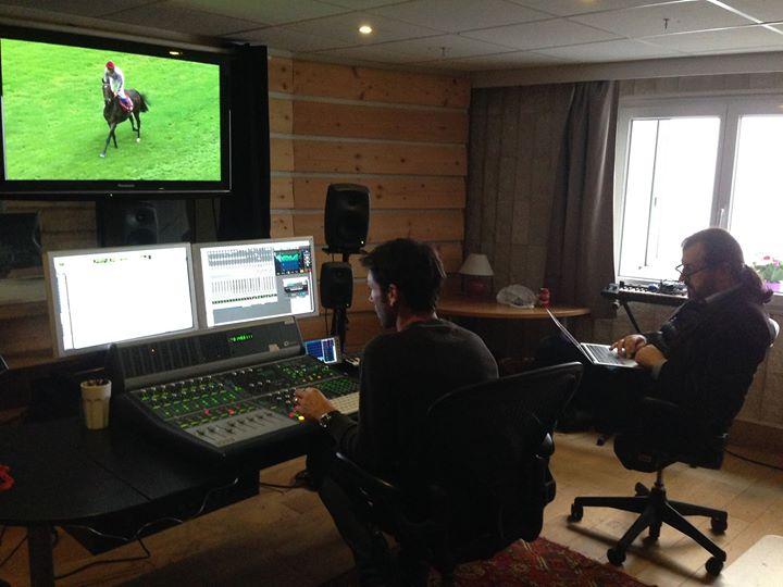 """à 1 semaine du Prix de l'Arc de Triomphe, mix du documentaire """"Arc en ligne"""" qui revient sur les derniers vainqueurs de l'épreuve. Production Adrenaline; en diff le 1 octobre sur Equidia - La Chaîne du Cheval"""